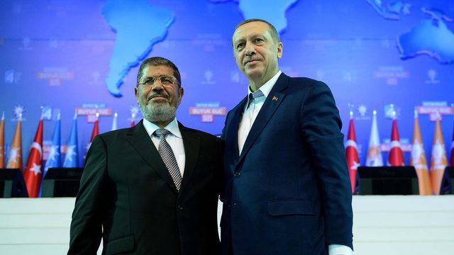 Mursi ve Erdoğan