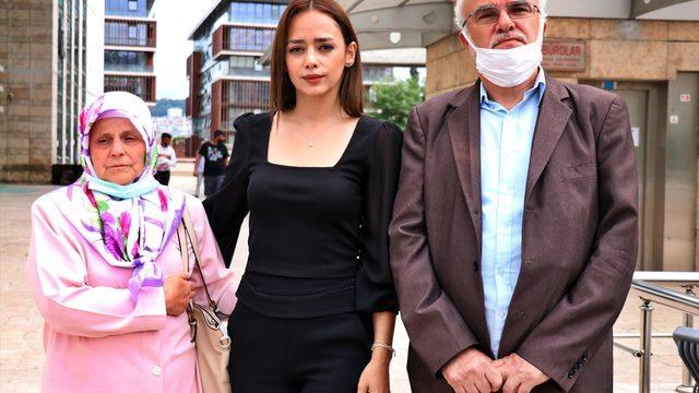 Samsun'da Arzu Aygün'ü öldüren sanık müebbet hapis cezasına çarptırıldı
