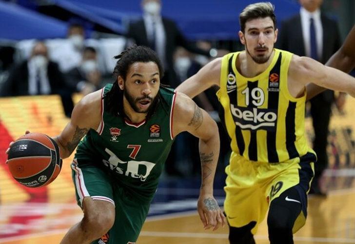 Fenerbahçe Beko Pierria Henry'i kadrosuna kattı