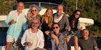 Naz Elmas'a teknede doğum günü kutlaması! Fatih Altaylı da katıldı