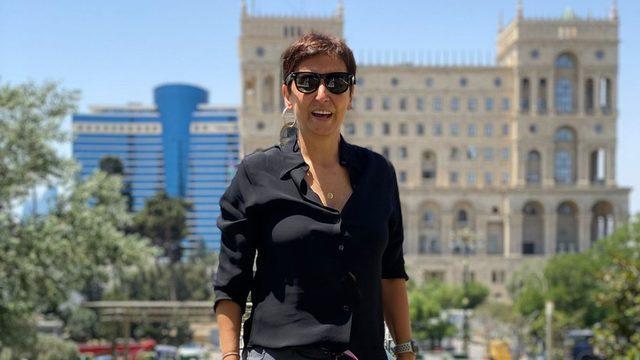 Galler maçını Bakü Olimpiyat Stadı'nda takip eden Banu Yelkovan, son maçta bir mucizenin gerçekleşebileceğini dile getiriyor.