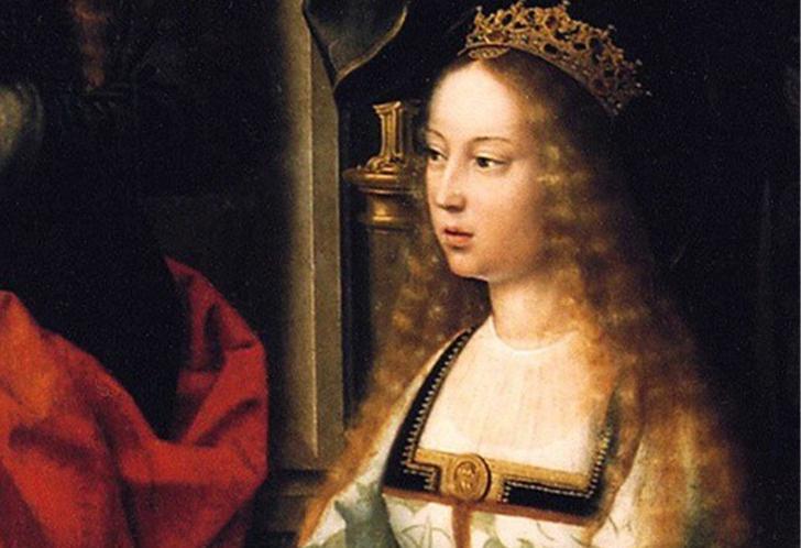 Hayatı boyunca sadece iki kez banyo yapan Kraliçe Isabella'nın yaşamı herkesi şaşırtacak