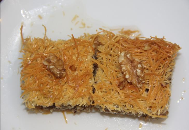 Erzincan'ın yöresel tatlılarından kesme kadayıf tescillendi! Sevilen lezzete coğrafi işaret tescil belgesi geldi