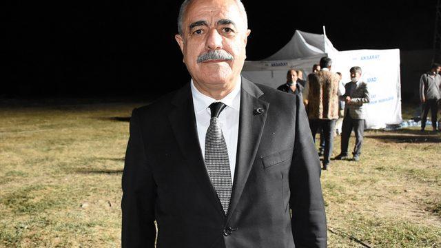 Tarım ve Orman Bakan Yardımcısı Mehmet Hadi Tunç, bayram için yeterli sayıda kurbanlık olduğunu bildirdi: