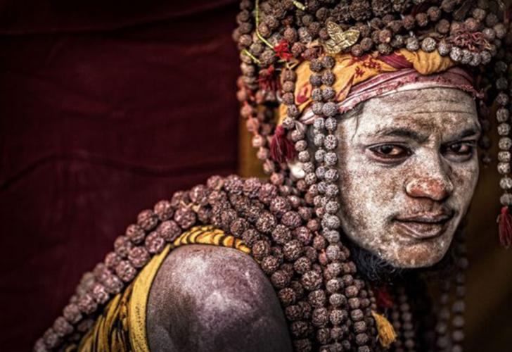 Ölülerinin küllerini vücutlarına sürerek cinsel ilişkiye giren kabile: Aghori Kabilesi