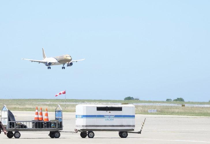 Bahreyn-Trabzon uçuşları 15 ay sonra yeniden başladı
