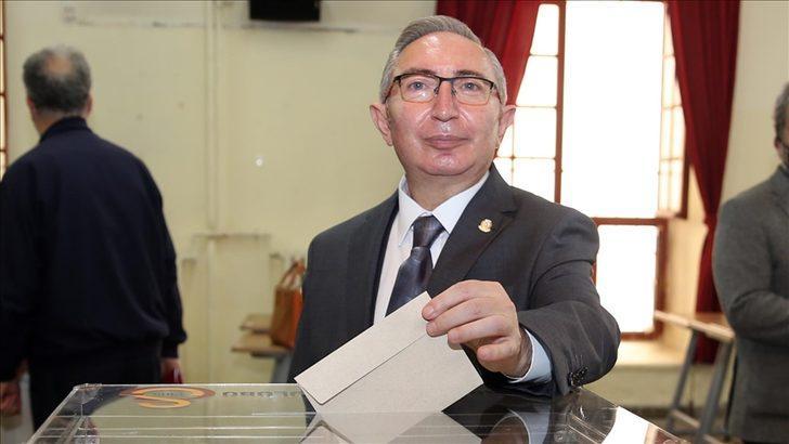 Galatasaray'ın divan kurulunun yeni başkanı Aykutalp Derkan
