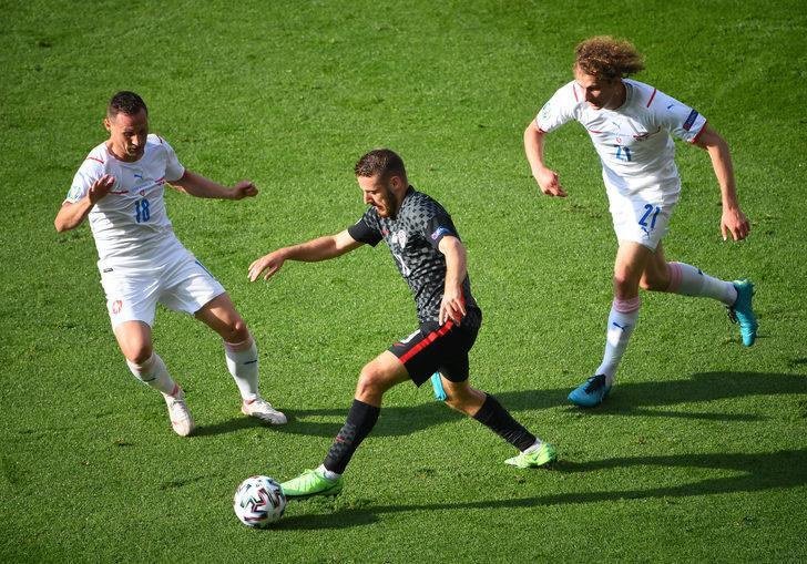 MAÇ SONUCU | Hırvatistan 1-1 Çekya