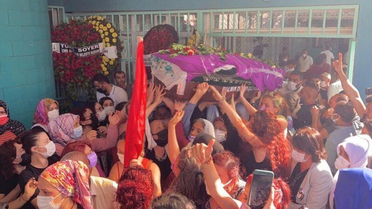 HDP'ye Saldırıda Öldürülen Poyraz Son Yolculuğuna Uğurlandı
