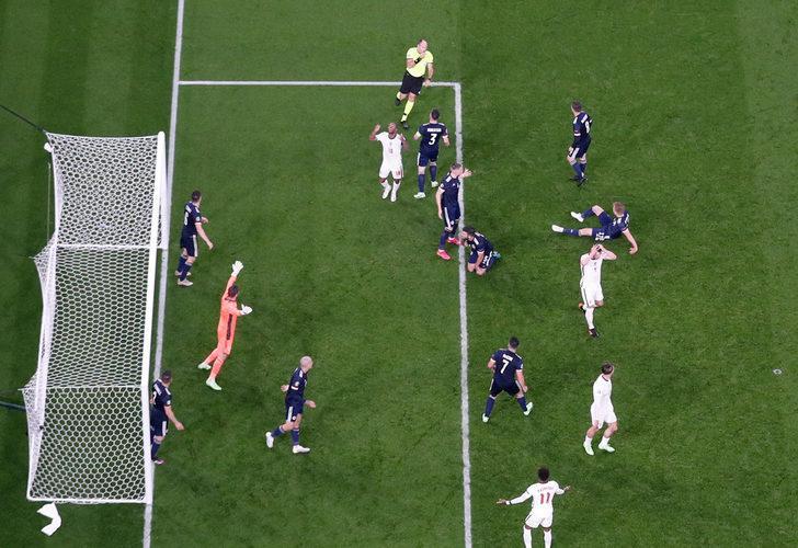 ÖZET | İngiltere - İskoçya maç sonucu: 0-0