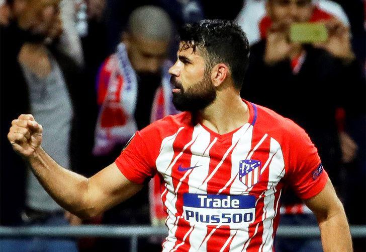 Beşiktaş'tan Diego Costa'ya 2.5 milyon Euro teklif
