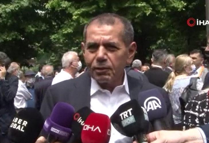 Dursun Özbek: Bütün camia, seçilen başkanın yanında olacak