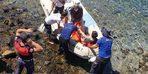 Muğla'da balık tutmaya çalışırken kayalıklara düşen kişi ekiplerce kurtarıldı