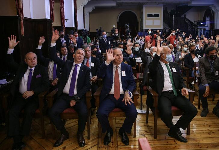 CANLI | Galatasaray'da yeni başkan belli oluyor