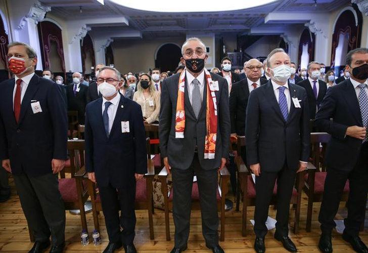 CANLI   Galatasaray'ın başkanı belli oluyor