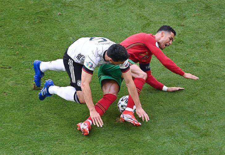 Almanya, Portekiz'i yıktı geçti!