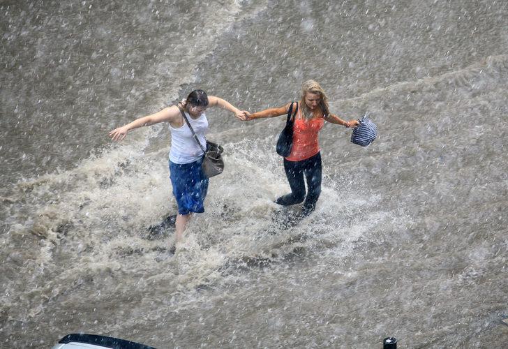 Meteoroloji'den kuvvetli yağış uyarısı! Bu bölgelerde yaşayanlar dikkat (20 Haziran yurtta hava durumu)