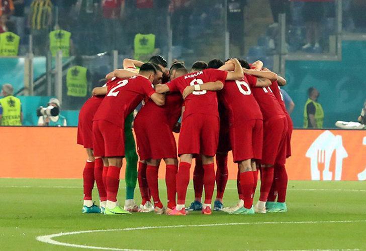 İsviçre-Türkiye maçının 11'leri belli oldu!