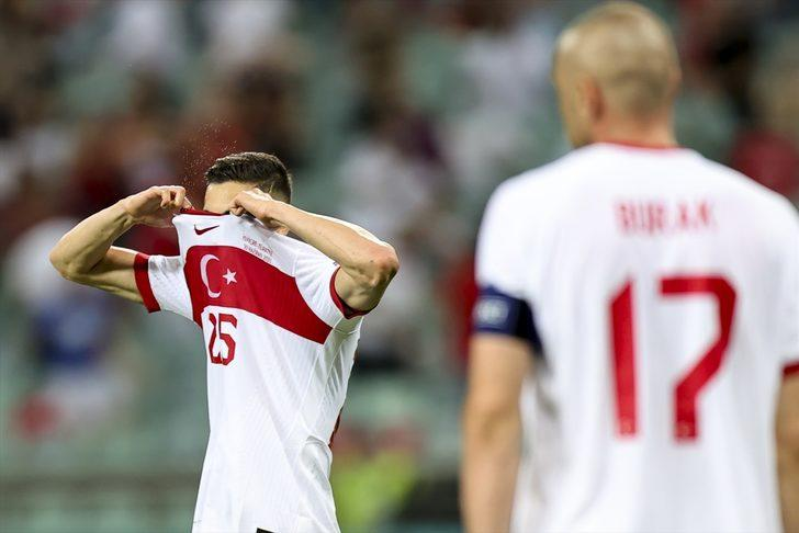 ÖZET   İsviçre 3-1 Türkiye