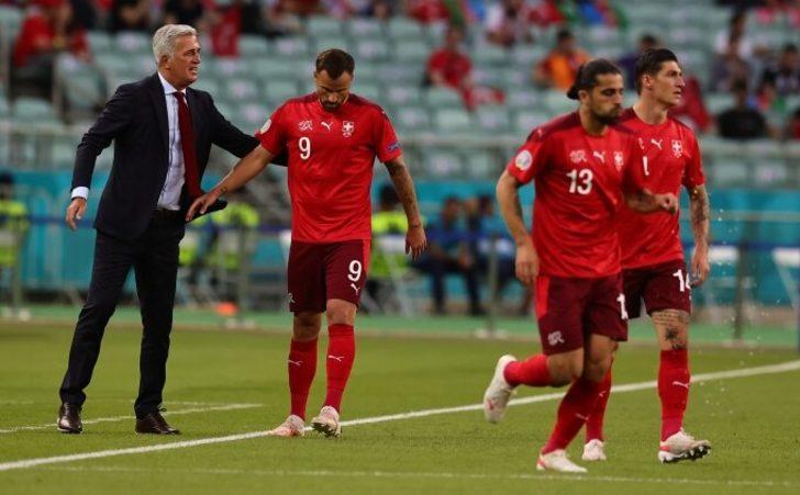 Vladimir Petkovic: Türkiye'ye daha fazla gol atabilirdik