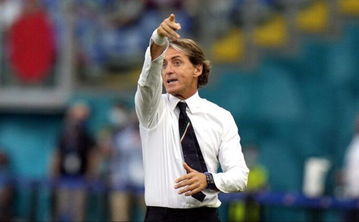 """Roberto Mancini: """"Şimdi başka bir turnuva başlıyor"""""""