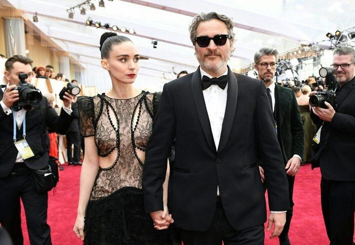 Joaquin Phoenix ve Rooney Mara çifti, Polaris filminin başrollerini paylaşacak