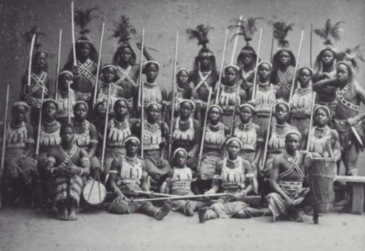Tarihin en acımasız ve eli kanlı kadınları! Dahomey'in Amazon kadınları ilginç yaşam şekilleriyle merak uyandırmaya devam ediyor