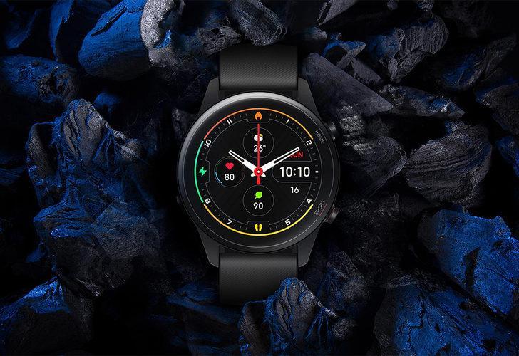 Xiaomi'nin yeni akıllı saati Mi Watch Revolve Active tanıtıldı! İşte özellikleri ve fiyatı