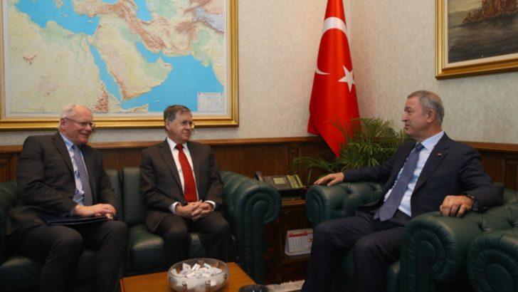 Türkiye: ABD Heyeti Afganistan İçin Ankara'ya Geliyor