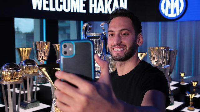 Inter, Hakan Çalhanoğlu transferini açıkladı
