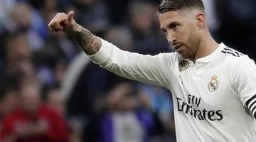 PSG'de Sergio Ramos sesleri
