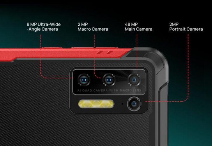 Çinli telefon üreticisi Doogee, lazer metreli S97 Pro'yu tanıttı