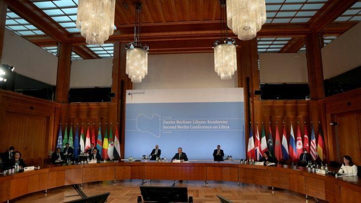 Libya Konferansı'nda 'Yabancı Askerler Çıkmalı' Vurgusu