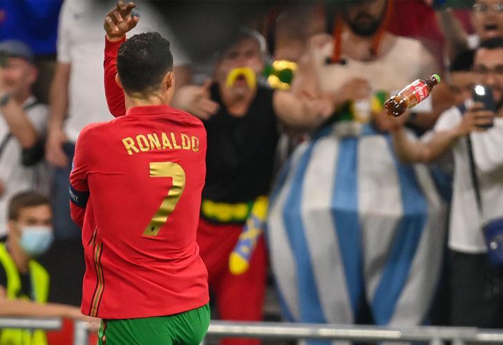Rekorların efendisi Cristiano Ronaldo! Tarih yazdı…