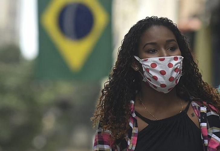 Brezilya'da bilim insanlarını şaşırtan olay! 218 gündür koronavirüsü atlatamadı