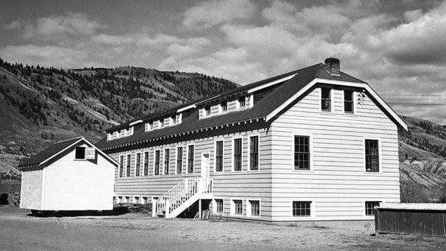 Kamloops Yatılı Okulu