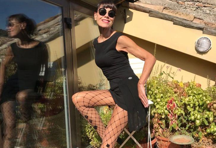 72 yaşındaki Norma Williams, fiziksel özellikleriyle adeta yıllara meydan okuyor