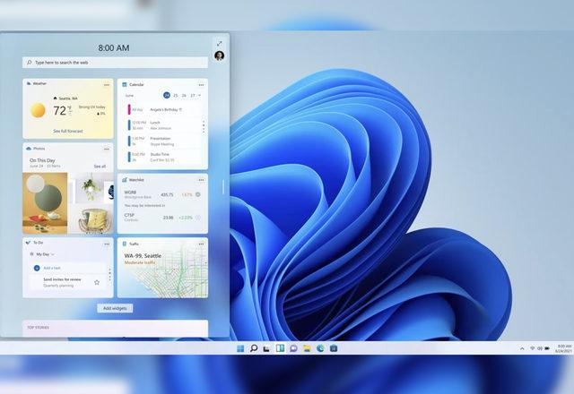 Windows 11 Widget