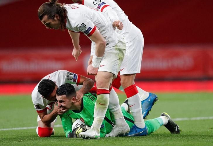 EURO 2020'nin en iyisi Uğurcan Çakır