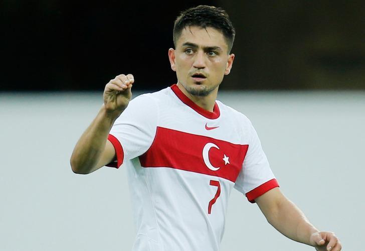 Fenerbahçe'nin hedefindeki isim Cengiz Ünder