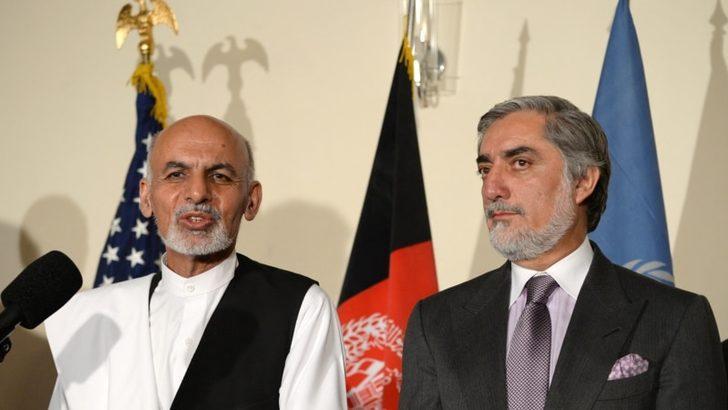 ABD Başkanı Biden Bugün Afganistan Lideri Eşref Gani'yi Ağırlayacak