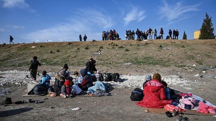 Merkel: AB liderleri göçmenler için Türkiye'ye 3 milyar euro verilmesinde uzlaştı