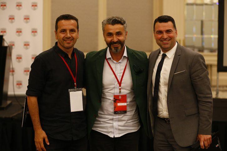 Saffet Akyüz, Profesyonel Futbolcular Derneği Başkanlığı'na seçildi