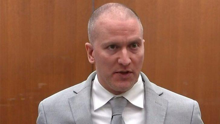 George Floyd davası: Eski polis memuru Chauvin 22 yıl 6 ay hapis cezasına çarptırıldı