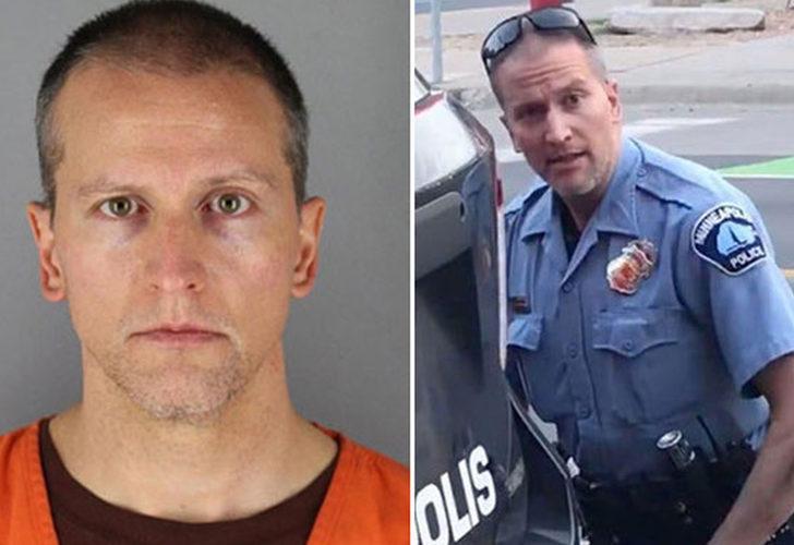 George Floyd cinayetinde polise 22,5 yıl hapis cezası