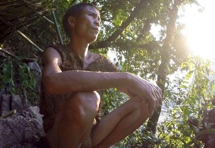 Gerçek hayattaki Tarzan! Kadınların varlığını bile bilmiyor, favori yemeği fare kafası