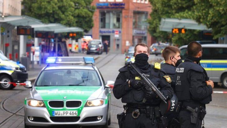 Almanya'da Aynı Kasabada 5 Yılda İkinci Bıçaklı Saldırı