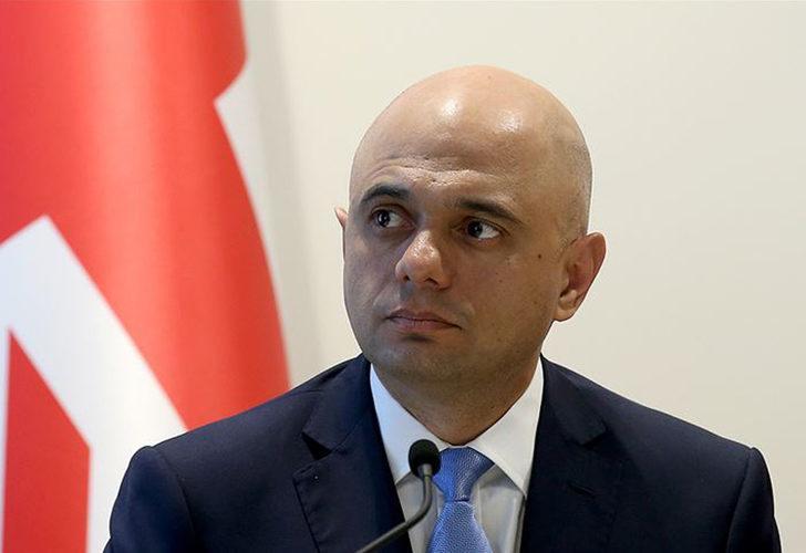 İngiltere'nin yeni Sağlık Bakanı Sajid Javid oldu
