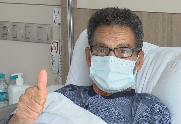 Hiçbir ülkenin kabul etmediği kolon kanseri ameliyatını Türk doktorlar gerçekleştirdi!