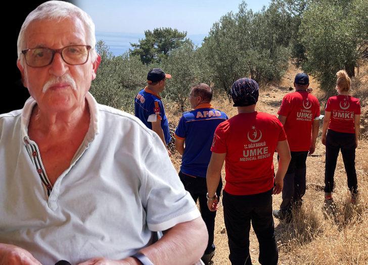 Balıkesir'de kayıp alzheimer hastasının cansız bedenine ulaşıldı
